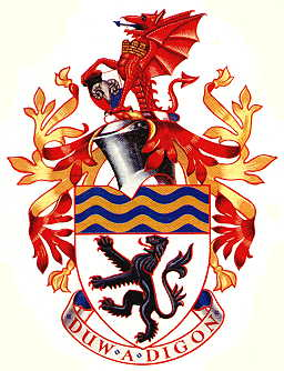 Denbighshire Coat of Arms